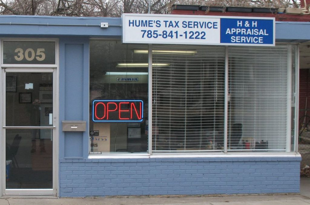 Hume's tax service